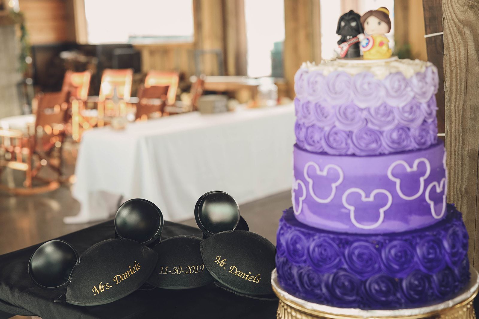 Disney Wedding, Wedding Décor,