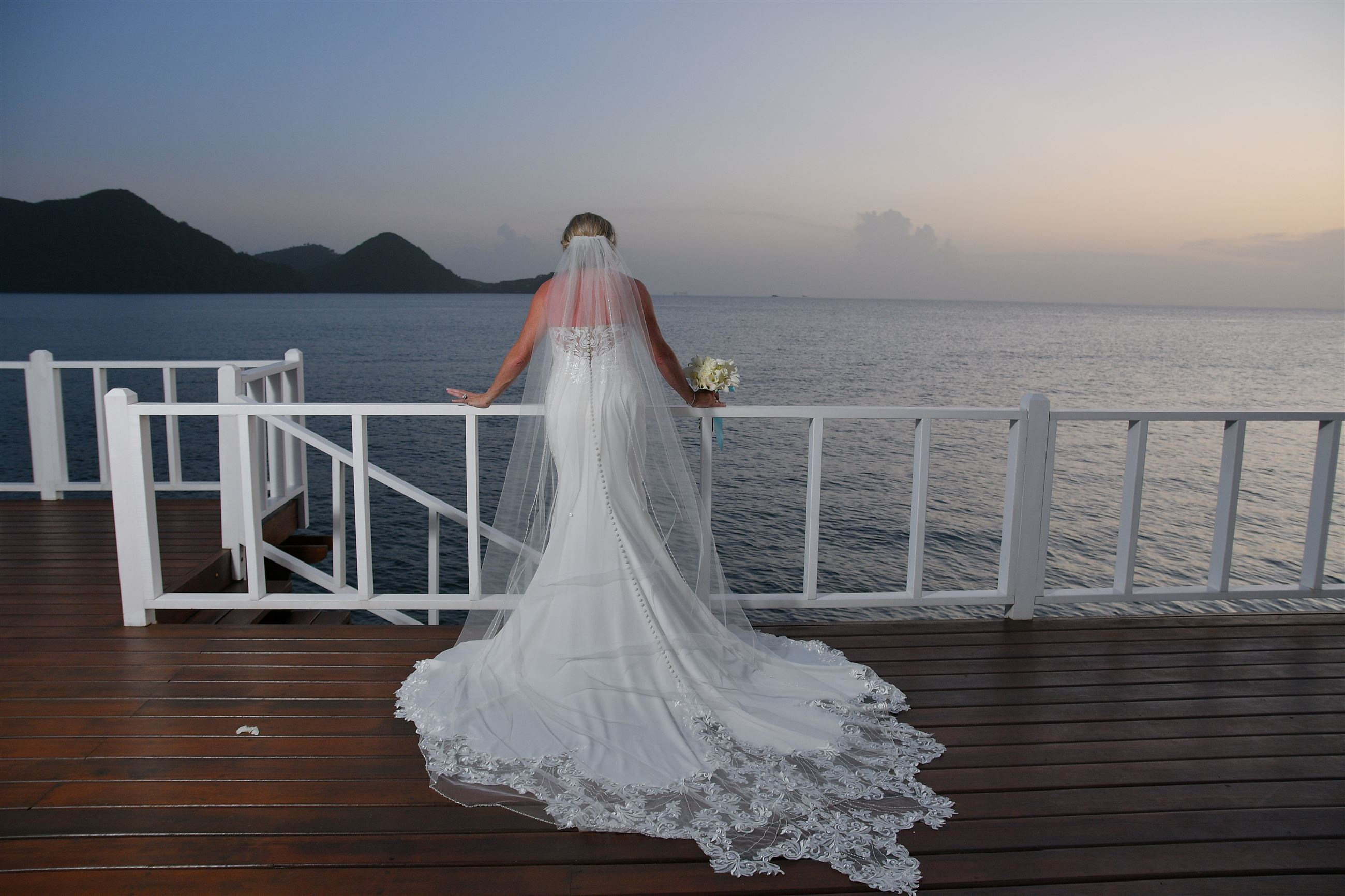 A St Lucia Wedding