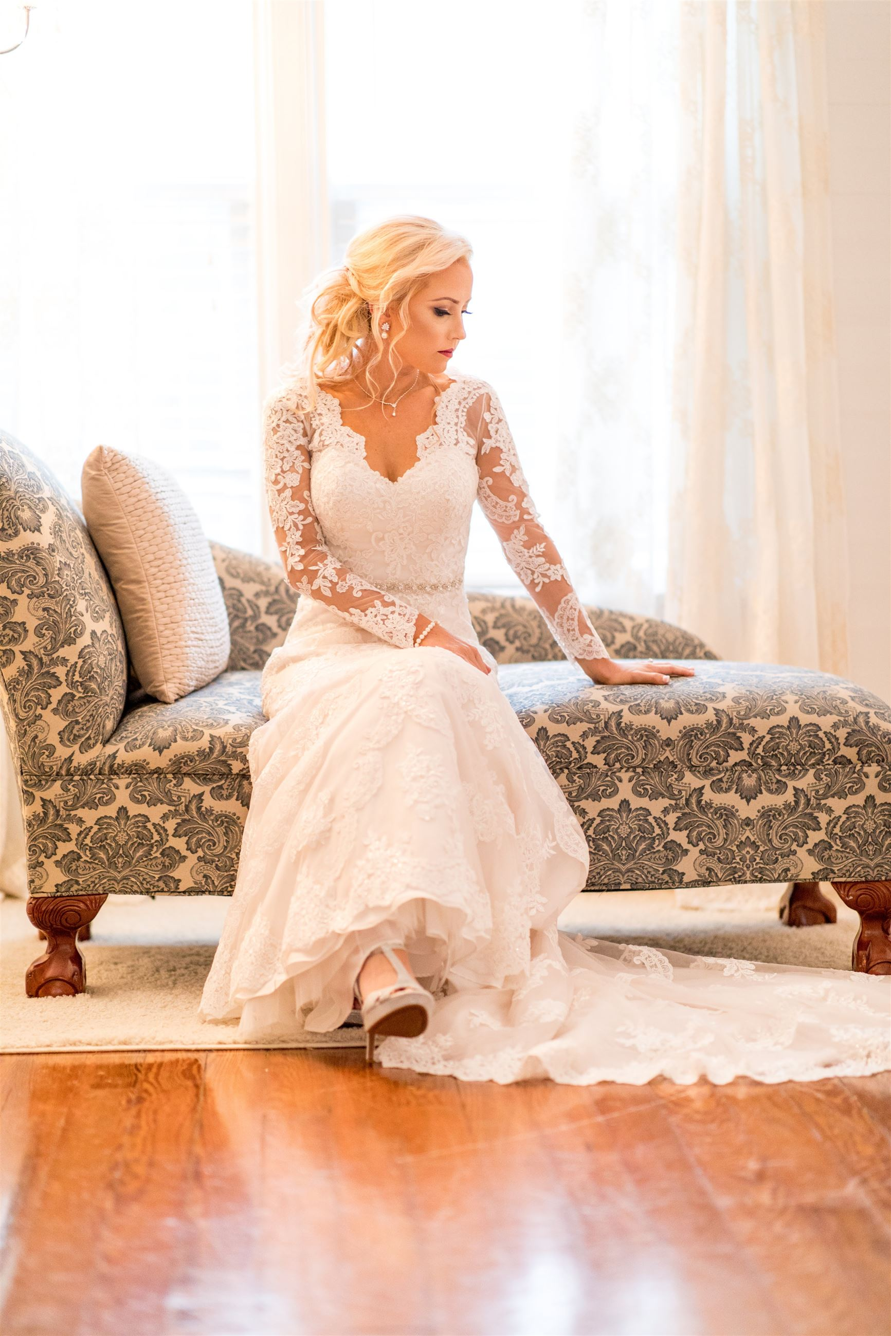 All About Alterations: Making Your Bridal Gown Perfect