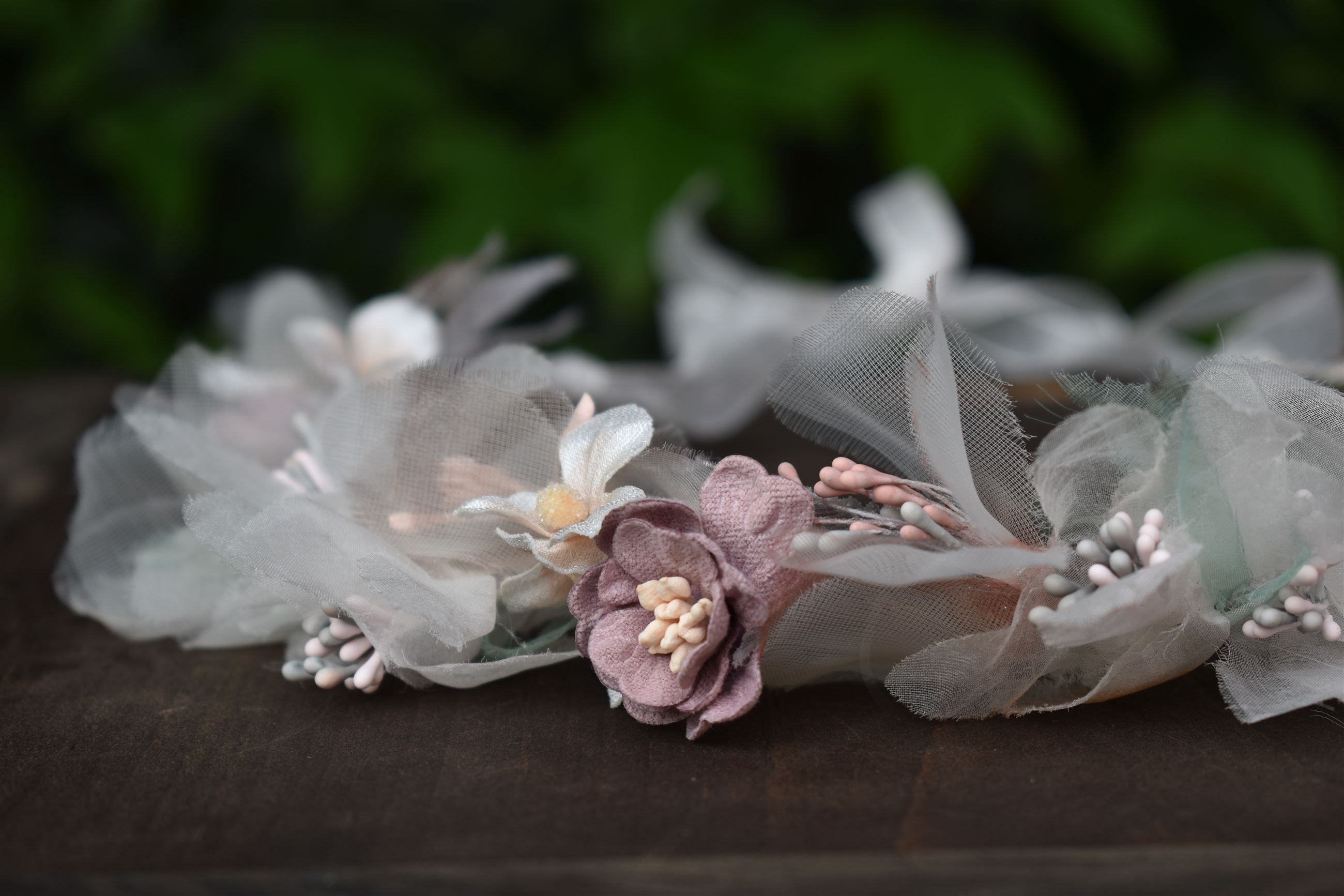 Bridal Hair Accessories. Mobile Image