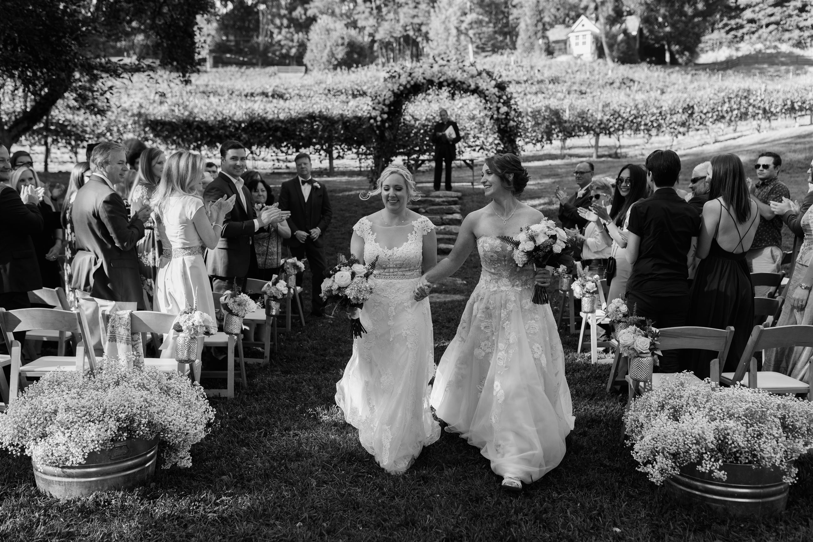 Same Brides exit