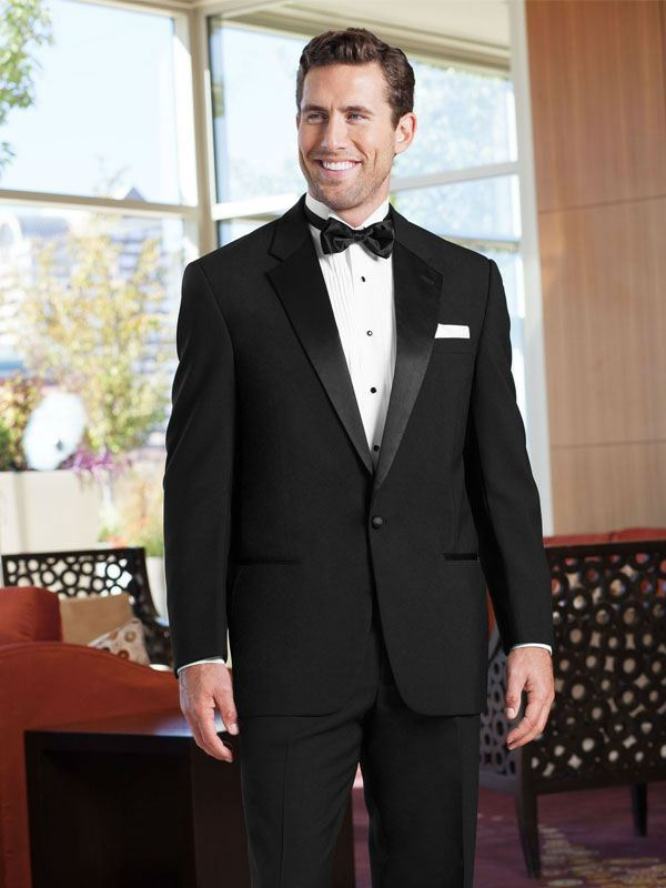 Jim's Formal Wear Classic Notch Tuxedo