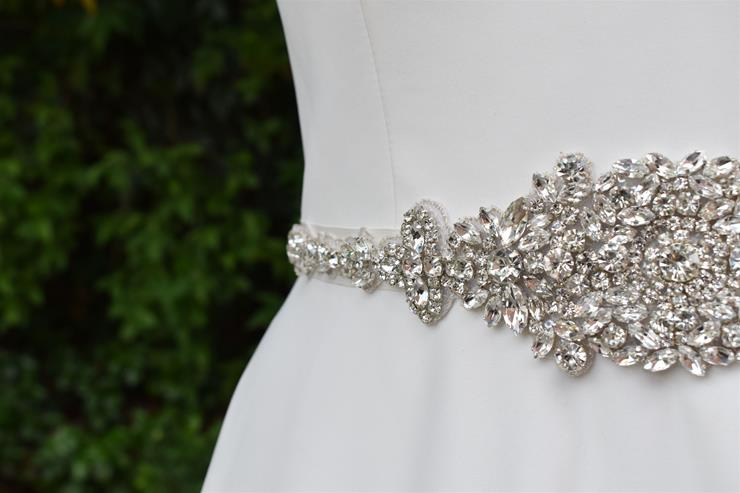 Bel Fiore Bridal Collection Hera Belt