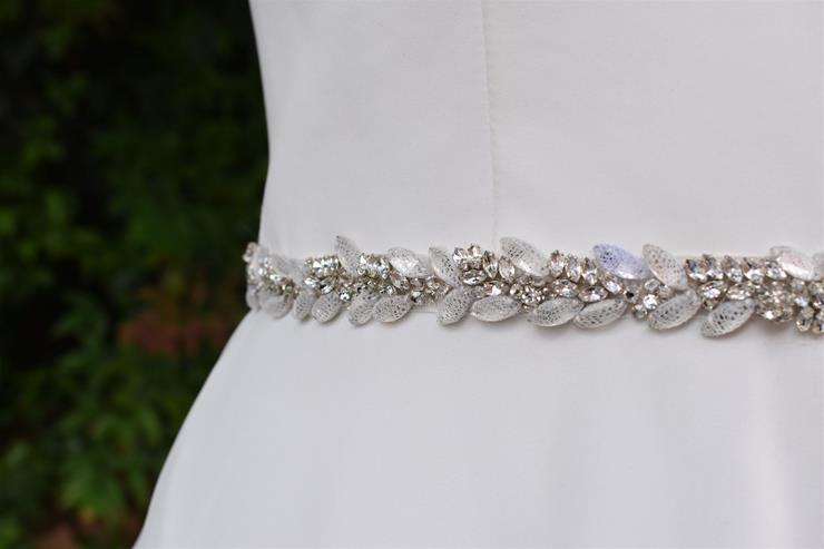 Bel Fiore Bridal Collection Calliope Belt