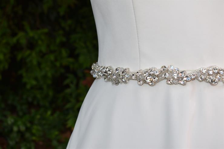 Bel Fiore Bridal Collection Aphrodite Belt