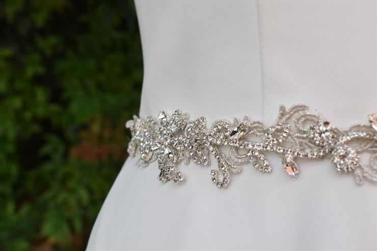 Bel Fiore Bridal Collection Artemis Belt