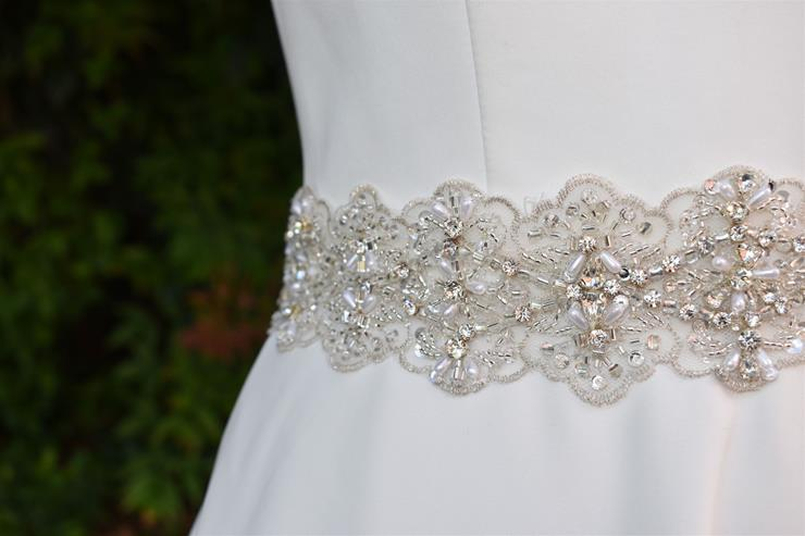 Bel Fiore Bridal Collection Gaia Belt