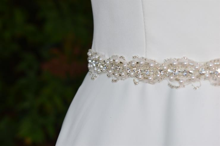 Bel Fiore Bridal Collection Hestia Belt