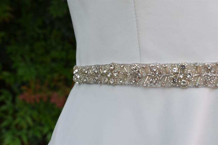 Bel Fiore Bridal Collection Athena Belt